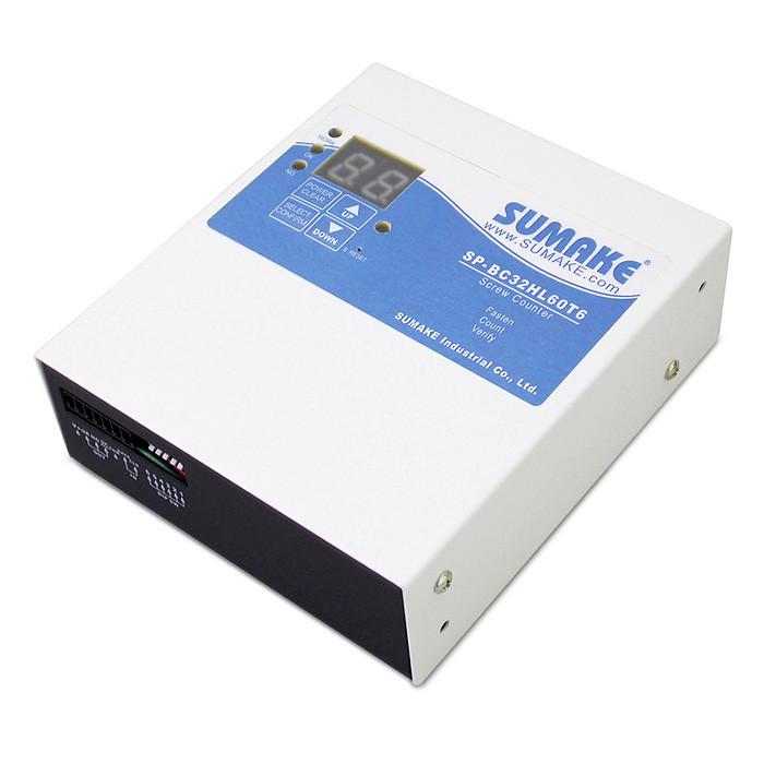 SP-BC32HL60T/C Zasilacz z licznikiem wkrętów i systemem wolnego startu